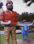Paul Bunyan Logging Camp - Attraction - 110 Carson Park Dr, Eau Claire, WI, 54703, US