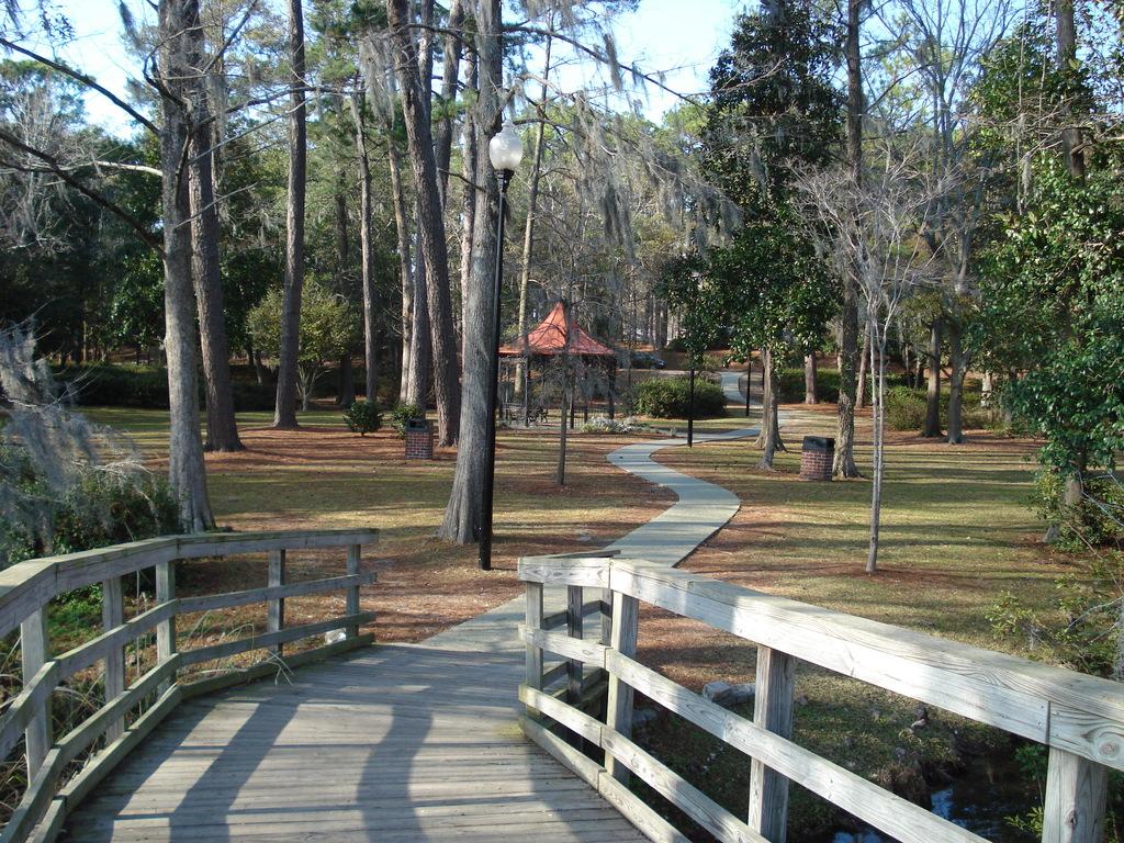The Sunken Garden - Ceremony Sites -