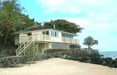 Kualoa Ranch - Beach - 49-560 Kamehameha Highway, Kaneohe, HI, United States