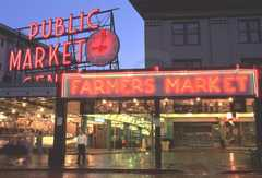 Pike Place Market and the Waterfront - Attraction - 1501 Pike Pl # 510, Seattle, WA, United States