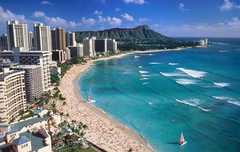 Waikiki Beach  - Beach - Waikīkī Beach, Honolulu, HI 96815, Honolulu, Hawaii, US