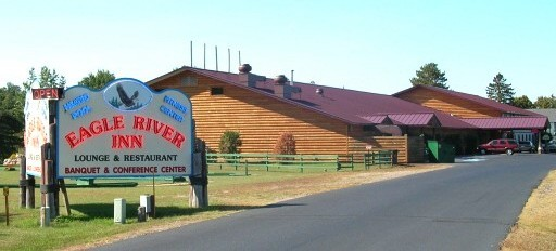 Eagle River Inn - Reception Sites, Hotels/Accommodations - 5260 State Highway 70 West, Eagle River, WI, 54521