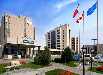 Sheraton Parkway Hotel, Suites And Conference Centre - Hotels/Accommodations, Ceremony Sites - 600 HWY-7, Richmond Hill, ON, L4B