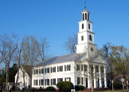 First Presbyterian Church - Ceremony Sites - 400 New Street, New Bern, NC, United States