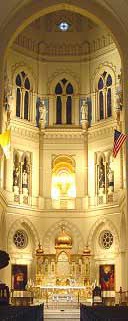 Jesuit Church - Ceremony Sites - 130 Baronne St, New Orleans, LA, 70112