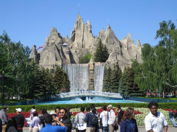 Canada's Wonderland - Attractions/Entertainment - 9580 Jane St, Vaughan, ON, Canada