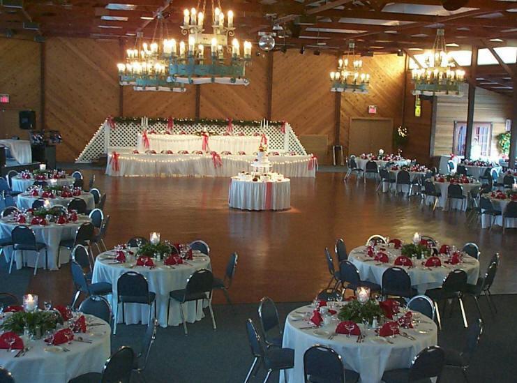 Del webb huntley wedding