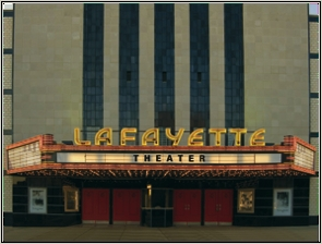 Lafayette Theater - Reception Sites - 600 Main St, Lafayette, IN, 47901