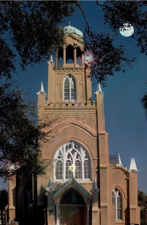 Congregation Mickve Israel - Ceremony Sites - 20 E Gordon St, Savannah, GA, United States