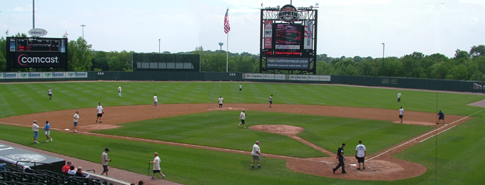 Ripken Stadium - Attractions/Entertainment, Reception Sites - 873 Long Dr, Aberdeen, MD, United States