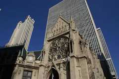 Holy Name Cathedral - Catholic Church for Sunday - N State St & W Superior St, Chicago, IL