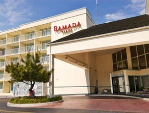 Ramada Plaza Nags Head Beach - Hotels/Accommodations - 1701 S Virginia Dare Trl, Kill Devil Hills, NC, United States