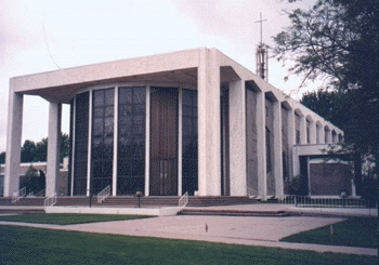 Cathedral Of The Risen Christ - Ceremony Sites - 3500 Sheridan Blvd, Lincoln, NE, 68506