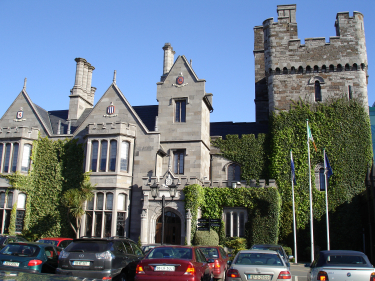 Clontarf Castle - Reception Sites -
