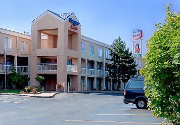 Fairfield Inn - Hotels/Accommodations - 3800-East Cork Street, Kalamazoo, MI, United States
