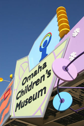 Omaha Children's Museum - Attractions/Entertainment - 500 S 20th St, Omaha, NE, United States