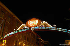 Gaslamp Quarter - Attractions - Downtown, San Diego, CA, United States
