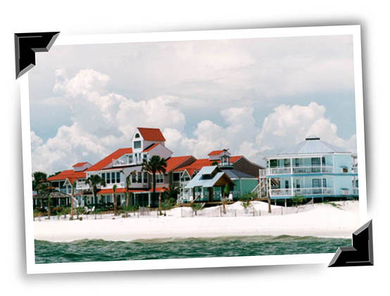 Driftwood Inn - Hotels/Accommodations, Reception Sites, Ceremony Sites - 2105 Hwy 98, Mexico Beach, FL, 32456, United States