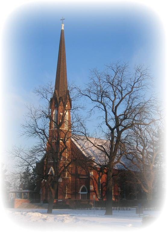 St Mary Catholic Church - Ceremony Sites - 612 E Park St, Champaign, IL, United States