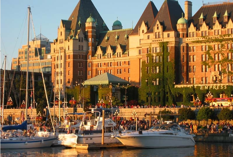 Victoria Inner Harbour - Attractions/Entertainment - 1234-N Wharf Street, Victoria, BC, Canada