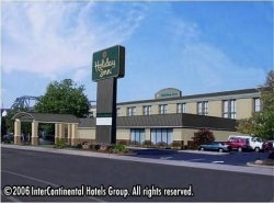 Holiday Inn Cinncinnati Airport - Hotels/Accommodations - 600 W 3rd St, Covington, KY, United States
