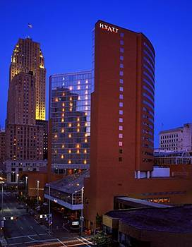 Hyatt Regency Cincinnati - Hotels/Accommodations, Restaurants - 151 W 5th St, Cincinnati, OH, United States