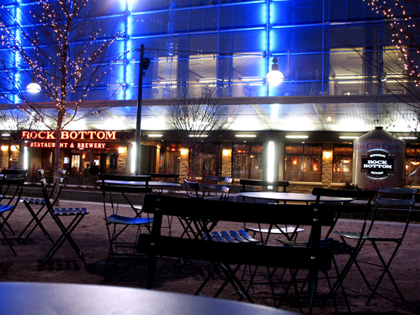 Rock Bottom Restaurant & Brewery - Attractions/Entertainment, Restaurants, Bars/Nightife - 10 Fountain Square Plaza, Cincinnati, OH, United States