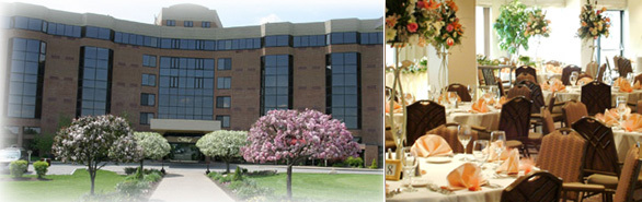 Woodcliff Hotel & Spa - Hotels/Accommodations, Reception Sites - 199 Woodcliff Dr, Fairport, NY, United States