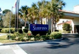 Sleep Inn Hotel - Hotels/Accommodations - 10 Kingswood Dr, Palm Coast, FL, 32137