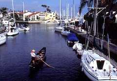 ATTRACTION - Gondola Getaway - Attraction - 5437 East Ocean Boulevard, Long Beach, CA, United States