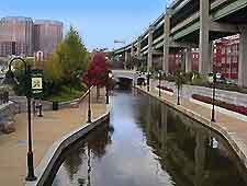 Canal Walk - Attractions/Entertainment, Cruises/On The Water - 10 South 20th Street, Richmond, VA, United States