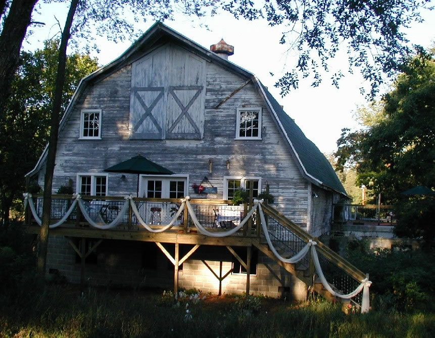 blue dress barn - Ceremony Sites, Reception Sites, Ceremony & Reception - 3893  Territorial Rd, Millburg, Michigan, 49022, us