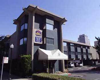 The Best Western Sutter House - Hotels/Accommodations - 1100 H Street, Sacramento, CA, United States