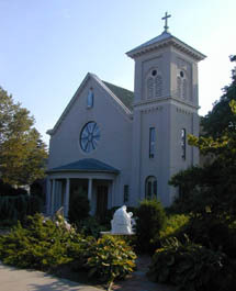Church Of The Immaculate Conception - Ceremony Sites - 580 Main St, Westhampton Beach, NY, 11978, US