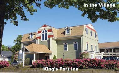 King's Port Inn - Hotels/Accommodations - 18 Western Ave, Kennebunkport, ME, 04046