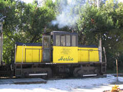 Inland Lakes Railway - Attraction - 150 W 3rd Ave, Mt Dora, FL, United States