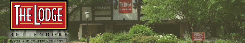 Lodge Hotel &amp; Conference Center - Reception Sites, Hotels/Accommodations - 900 Spruce Hills Dr, Bettendorf, IA, United States