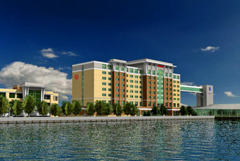 Sheraton Erie Bayfront Hotel - Hotels/Accommodations, Reception Sites - 55 W Bay Rd, Erie, PA, 16507, US