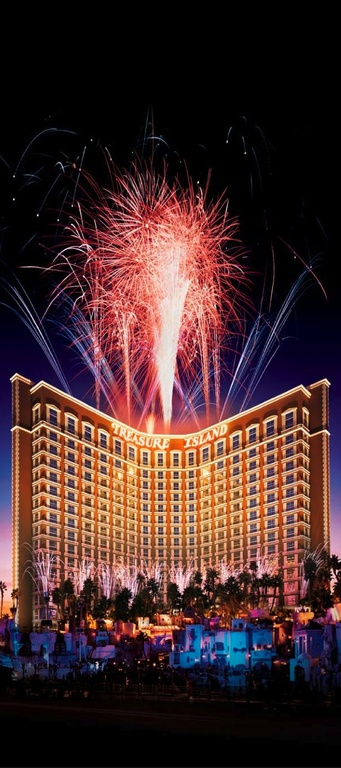 Treasure Island Hotel And Casino - Ceremony Sites, Hotels/Accommodations, Restaurants, Reception Sites - 3300 S. Las Vegas Blvd, Las Vegas, NV, United States
