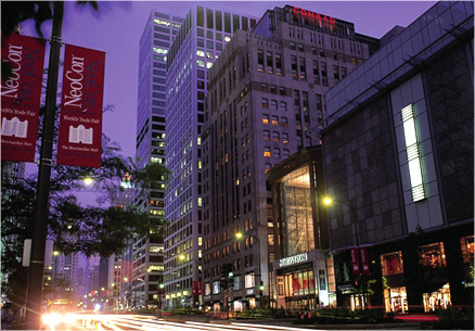Conrad Chicago - Hotels/Accommodations, Reception Sites, Attractions/Entertainment - 521 North Rush Street, Chicago, IL, United States
