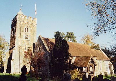 All Saint's Church, Binfield - Ceremony Sites - Terrace Road North, Berkshire, RG42 5JG, GB