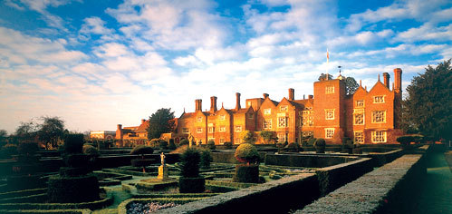 Great Fosters - Reception Sites, Hotels/Accommodations - Stroude Rd, Egham, Surrey, United Kingdom