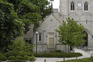 Green Chapel - Ceremony Sites - 518 Hitt St, Columbia, MO, 65201, US