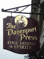 The Davenport Press - Rehearsal Lunch/Dinner - 70 Main St, Mineola, NY, 11501, US