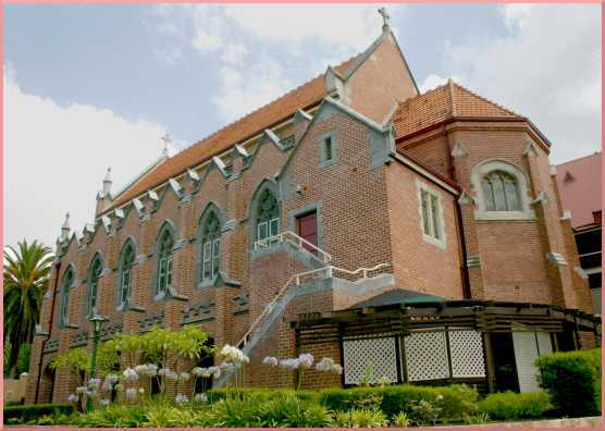 Chapel Of The Immaculate Conception - Ceremony Sites -