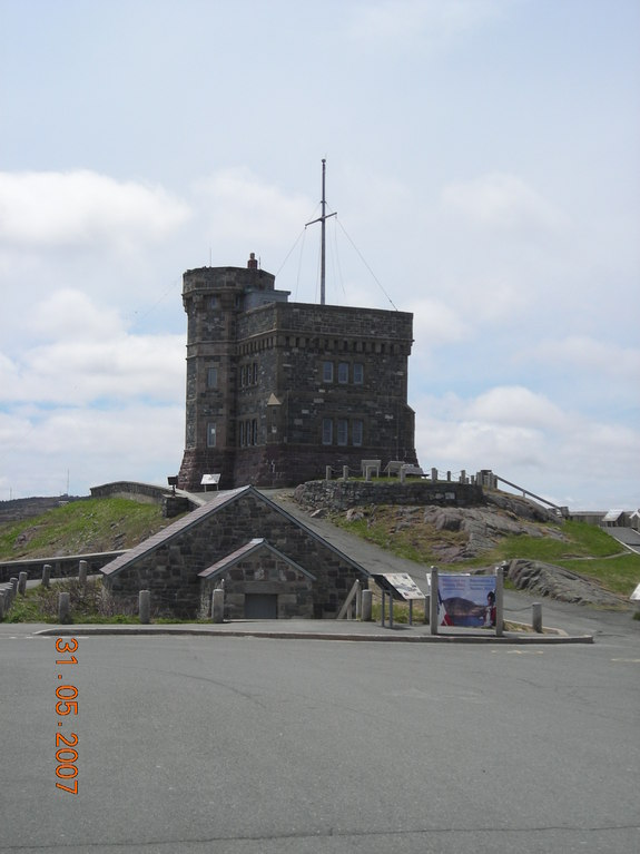 Signal Hill - Attractions/Entertainment, Parks/Recreation - Signal Hill Rd, St John's, NL, A1A