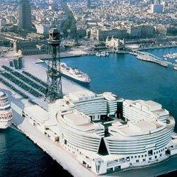 Hotel Eurostars Grand Marina - Hotels/Accommodations, Reception Sites - Moll de Barcelona, s/n, Barcelona, España