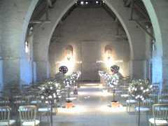 The Tithe Barn - Ceremony - The Tithe Barn, Old Ditcham Farm, Near Petersfield, Hampshire, GU31 5RQ