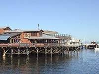 Fisherman's Wharf - Attractions/Entertainment - Fishermans Wharf, Monterey, California, US