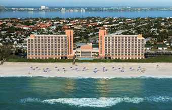 Doubetree Hotel - Reception Sites, Hotels/Accommodations - 1665 N. StateRoute A1A, Indialantic, FL, United States
